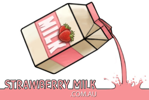 StrawberryMilk.com.au