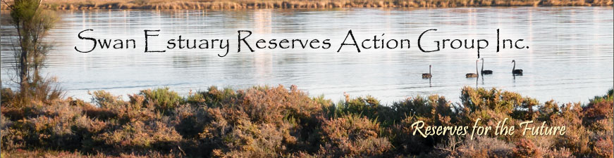 Swan Estuary Reserves Action Group Inc.